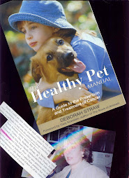 three hundred plus pages of why cancer is killing our pets and how to beat the losses.