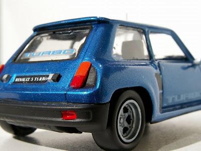 Renault 5 Campus Prima Renault 5 Turbo