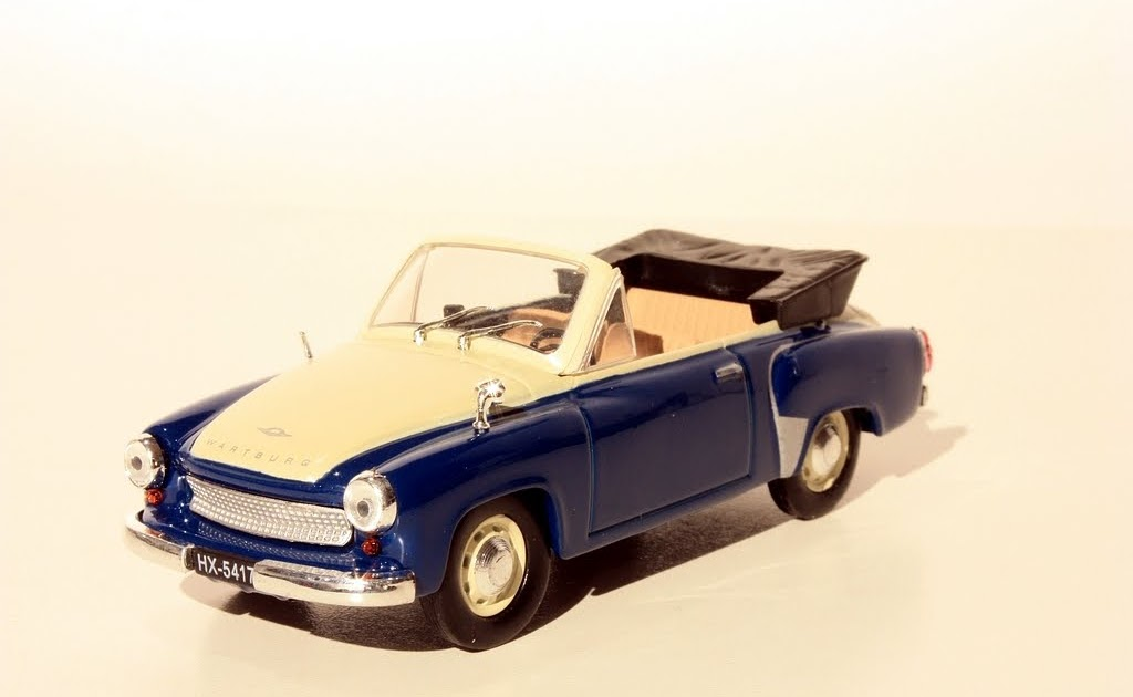 miniautohobby wartburg 311 312. Black Bedroom Furniture Sets. Home Design Ideas