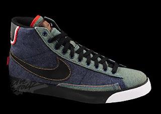 u n t y t e l d  Nike Blazer Hi Premium Selvage Denim 5bd794d720