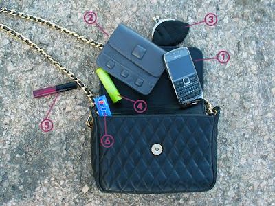 התיק שלי