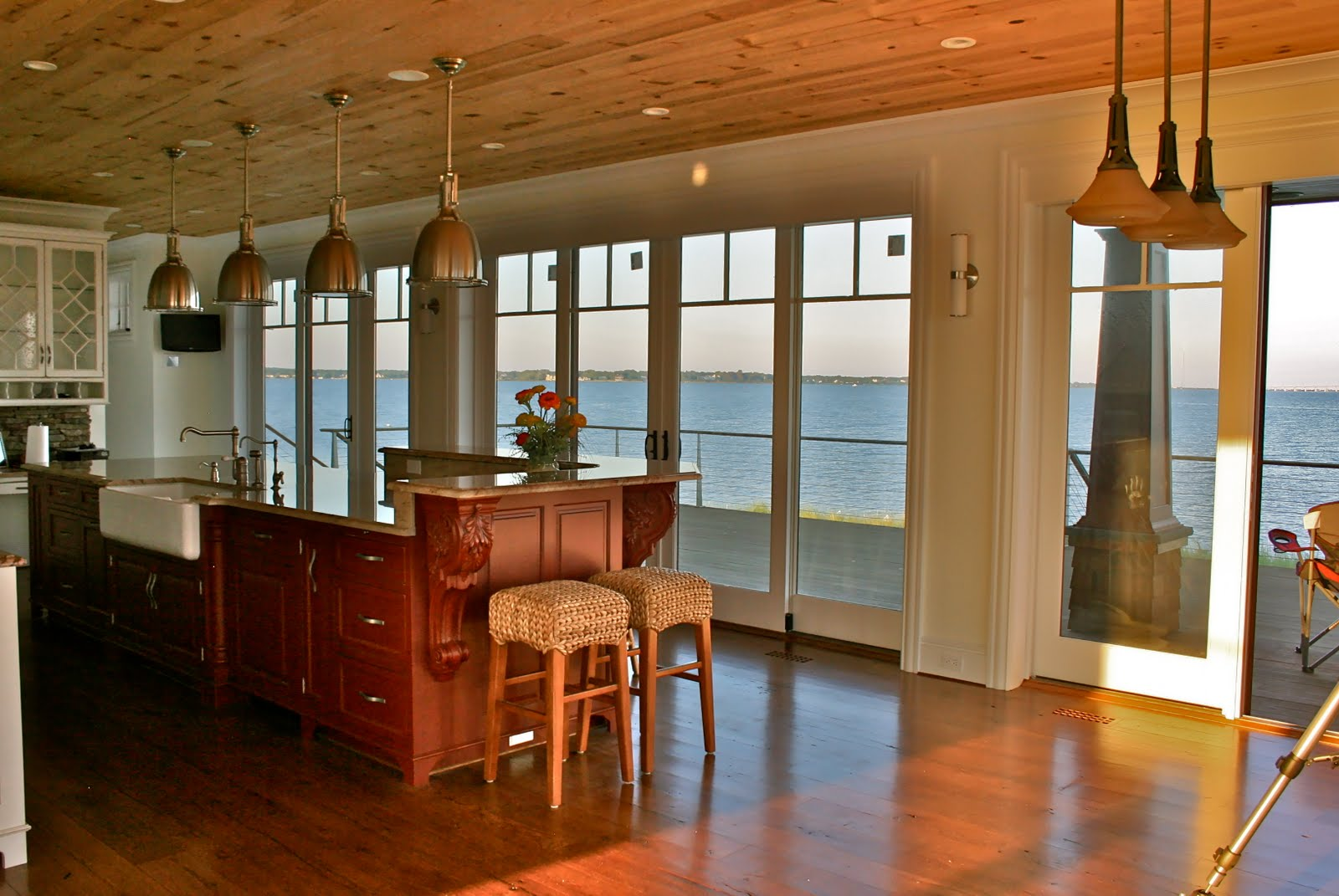 Color forte hamptons beach house paint color consultation - Beach house paint colors interior ...