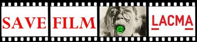 Save Film at LACMA
