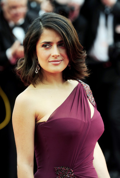 Hair Salma Hayek Thinks Madonna Tattoo Salma Hayek Grown Ups
