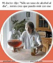 Disfrute de una buena copa de vino!