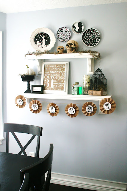 House of Smith's DIY Chunky Shelves