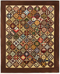 Farmers Wife Sampler Quilt