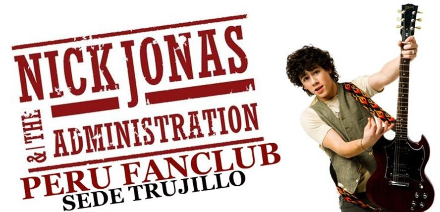 Nick Jonas & The Administration Fan Club Trujillo