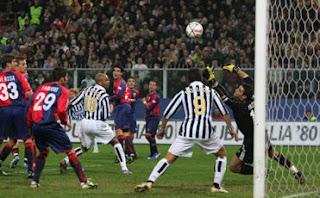 Juventus- Genoa de hace unos años