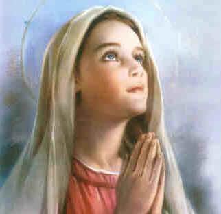 maria  es nuestra madre.