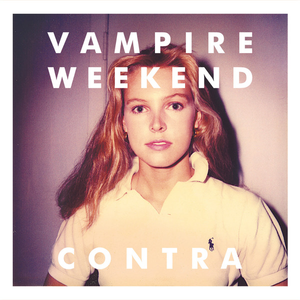 Contra Album Cover Girl. 7 Vampire Weekend :: Contra