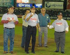 Lanzamiento en el Kukulcán 2008