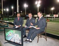 En la Copa de Tenis Yucatán 2008