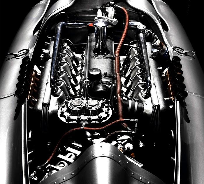 Porsche 911 Engine Test Stand: NUMERO 13: Auto-union