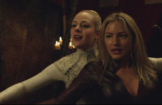 Legend of the Seeker: Denna and Cara