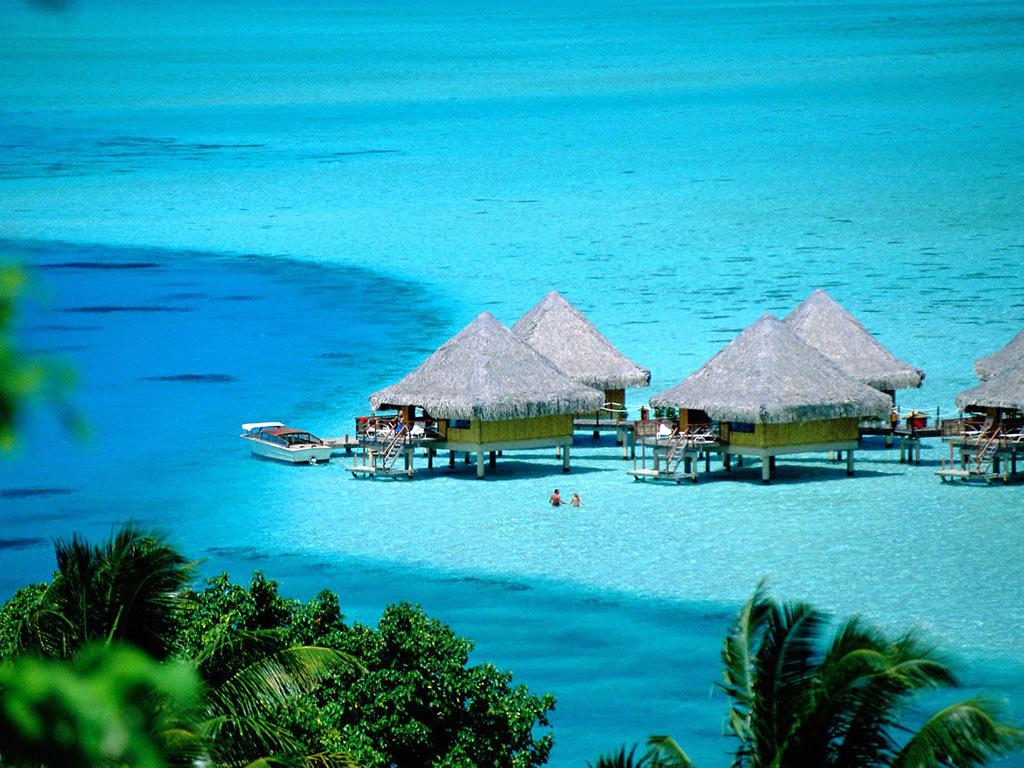isla exotica fondo escritorio: