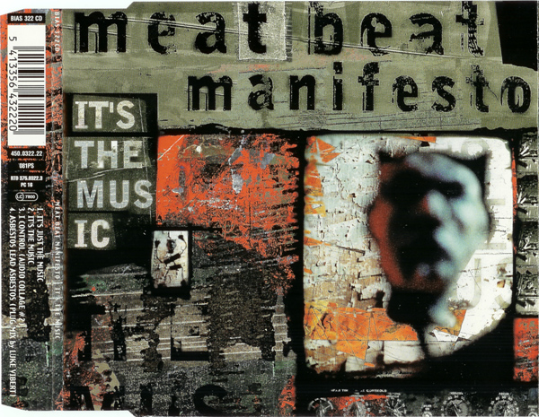 Deadbeat Radio Rothko. Meat Beat Manifesto - It's The