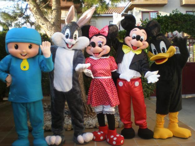 Personagens Vivos para dar brilho, encanto e magia ao seu evento!