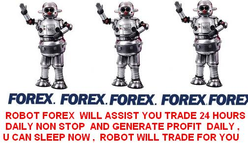 ROBOTFOREX  TRADE FOR YOU
