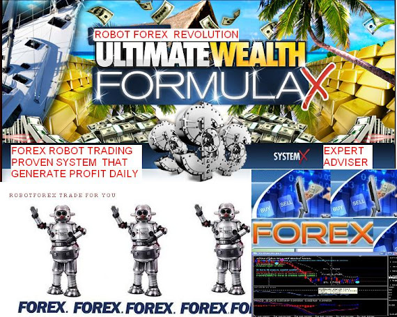 ROBOTFOREX WILL TRADE FOR YOU GET DAILY PROFIT