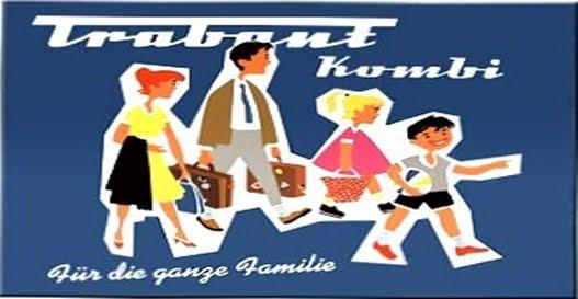 Trabant Kombi