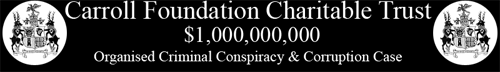 Theresa May Home Secretary - Scotland Yard Corruption Bribery Fraud Files - Carroll Trust Case