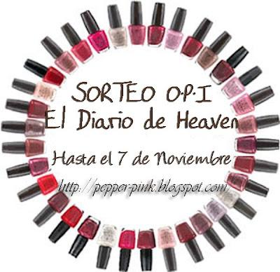 Sorteo en El Diario de Heaven
