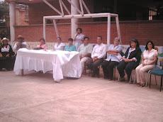 Escritores Piedecuestanos reciben homenaje de los Estudiantes Sede D - Instituto Luis Carlos Galán