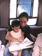 Programa Móvil de lectura en familia.