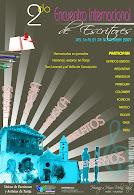 II Encuentro Internacional de Escritores en Tarija Bolivia.