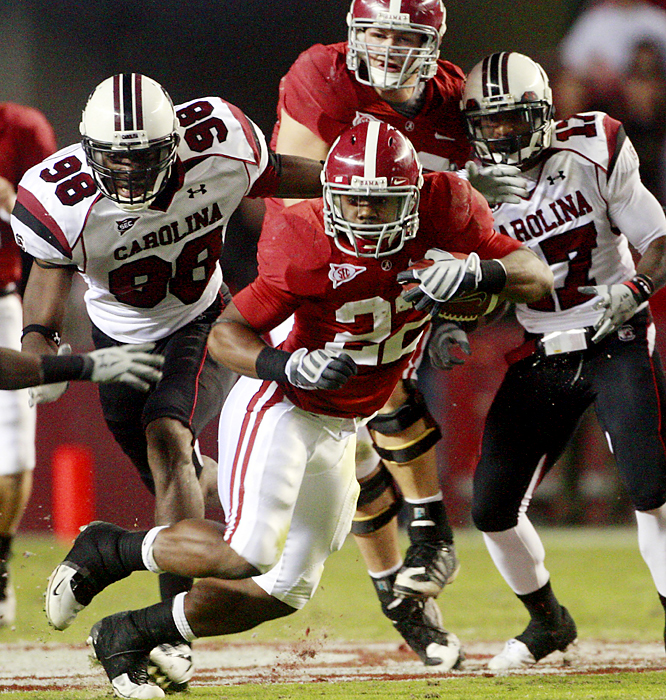 Running back Mark Ingram