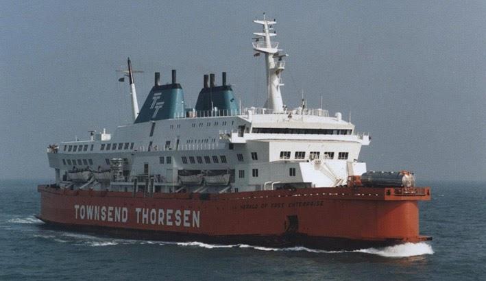 Ferries disasters herald of free enterprise - Where is zeebrugge ferry port ...