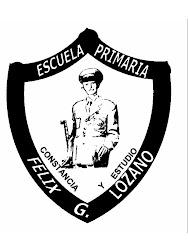 ESC. PRIM. FELIX G. LOZANO T. V.