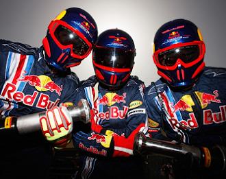 Redbull F1 Racing Team
