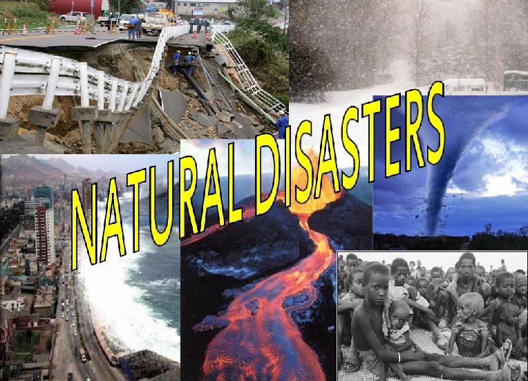 Manmade disaster: