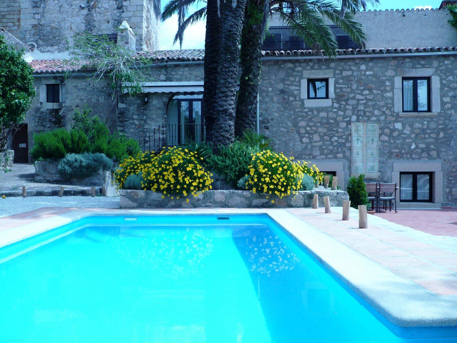 trujillo medieval hoteles con piscina en trujillo c ceres