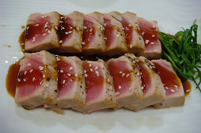 Teriyaki Tuna With Ginger Vegetables Recipes — Dishmaps