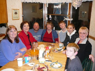 New Life Church Fellowship Dinner