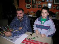 Visita de Javier Lopez, de Lanzarote