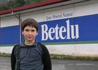Visita a Aguas de Betelu