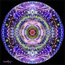 Mandala em movimento