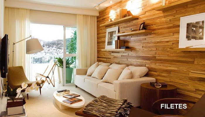 decoracao de interiores em casas de madeira: sonho da Rob's!!: Canjiquinha na parede da sala ou madeira