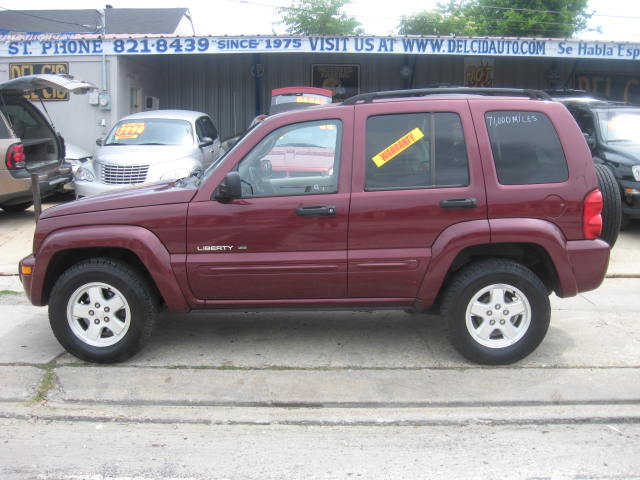 2002 Jeep Liberty Limited Edition SOLD . 71,774 Miles . 3.7L V6 . Automatic  . Keyless Entry . Leather . Factory Alarm . Factory Cd Player . Roof Rack .