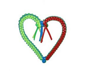 Plastic Lacing-Gimp-or Boondoggle - Scoubidou : Designs, Craft
