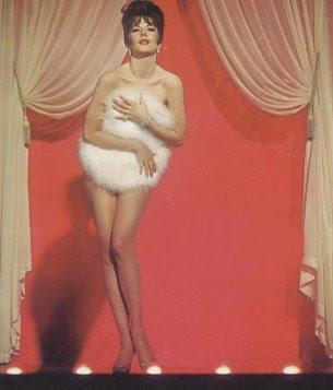 Natalie Wood Gypsy