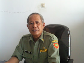 Kepala Dinas Kehutanan dan Perkebunan Kabupaten Indramayu