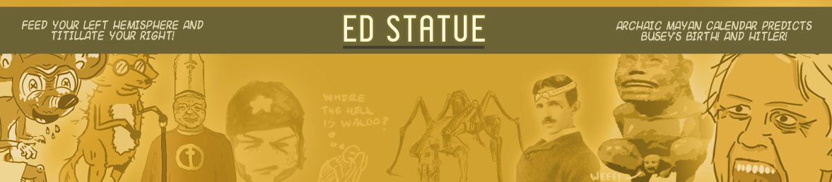 Ed Statue