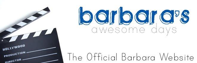 Barbara's Awesome Days
