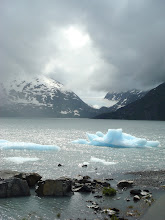 Portage Glacier, Alaska