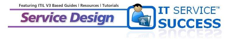 ITIL Service Design - ITIL V3 Service Design